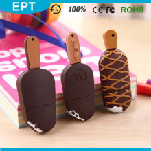 Summer Popsicle Shape PVC Cute USB Flash Drive (TG034)