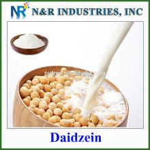 Nature extrait de soja 98% d'isoflavone de daidzeine