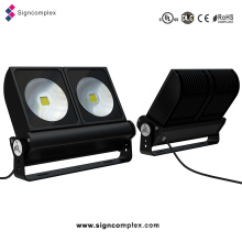 China New Design Bridgelux COB Outdoor LED Flood Light 200 Watt