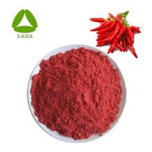 Colorante alimentario en polvo de capsaicina con extracto de ají picante