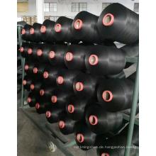 Großhandel gefärbt schwarz DTY DDB ziehen strukturiertes Garn
