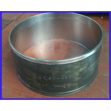 Tubo de forjamento a quente de aço