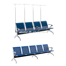 Hospital Heavy Duty Waitting Chair with infusion support