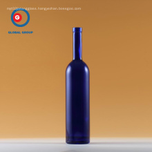 Standard Glass Wine Bottle Semigloss Printing