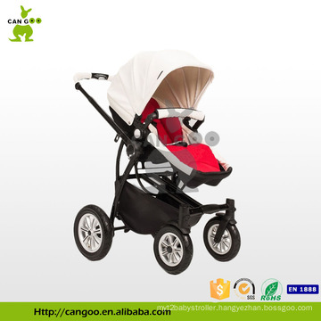 New Design Baby Stroller 3 in 1 With Carrycot And Carseat