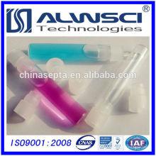 8 * 40mm 1.2ML Clear Shell Vial, vaisseau Autosampler, flacon HPLC