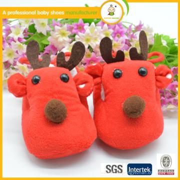 Botas de inverno bebê, neve natal sapatos de bebê, meninas botas de inverno fofos animal