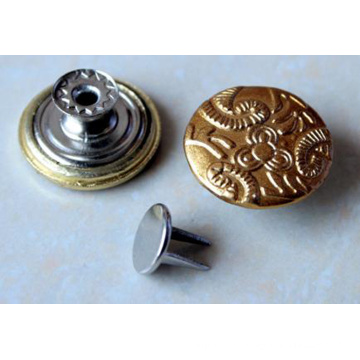 Rhinestone Jeans Buttons for Garments B282