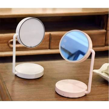 Personlized Products for Garden Decorative Light Adjustable USB Charge Makeup Mirror export to Niue Suppliers