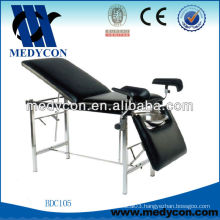 gynaecology examination table for hospital