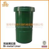 High Quality Bi-metal Liner for Drilling Pump