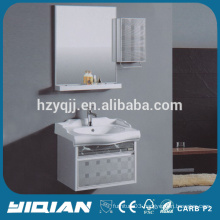 Hangzhou Small household wall mounted PVC bathroom cabinet