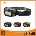 T11 AAA Operated 3W LED Camping Light COB LED Headlamp