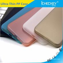 100pcs / lot ultra mince pour iphone 7 cas clair téléphone TPU pour iphone 7
