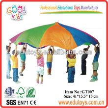 Jouets de parachute Jouets d'extérieur pour la maternelle
