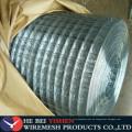 Malla de alambre soldada de acero inoxidable