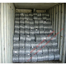 Hot Galvanized Barded Wire Razor Barded Wire Wire Mesh Fence