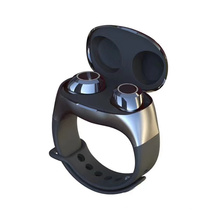 Wireless Bluetooth earbuds Running Music Wristband Earphones