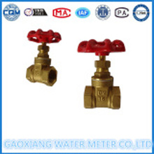 Quality Material Brass Gate Valve for WaterMeter