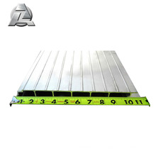 Non flammable safest lockdry aluminum decking