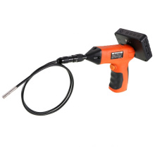 Drain Pipe Sewer 20 m Pipeline Inspection Camera With 3.5 inchLCD Color Monitor