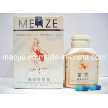 Pilules de perte de poids Menze amincissant la Capsule Diet (MJ-MZ88)