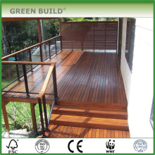 Professional Merbau solid wood outdoor decking