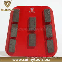 Diamond Metal Frankfurt Abrasive for Marble Stone (SY-FRK-T001)