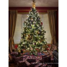 Árvores de Natal artificiais para decoração