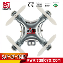 Cheerson CX-10WD Nano wifi Camera RC Mini Quadcopter Drone SJY-CX-10WD
