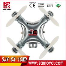 Cheerson CX-10WD Nano wifi Camera RC Mini Quadcopter Drone SJY-CX-10WD