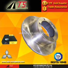 MC112002 brake disc for MITSUBISHI from Factory Supplier