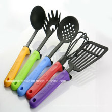 Best Selling Colorful Silicon Housewares Produtos de Utensílios de Cozinha (conjunto)
