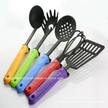 Лучшие продажи красочные силиконовая посуда продукты kitchenware (набор)