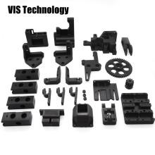 Pièces en plastique d'injection ABS d'usinage CNC personnalisé OEM