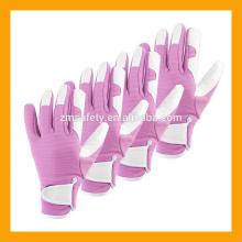 Guantes de jardinería para mujeres Guantes de protección laboral para jardinería para tareas domésticas