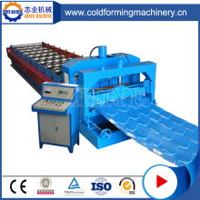 Zinc Glazing Tile Cold Roll Forming  Machine