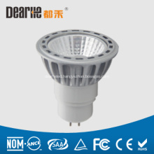 25 degree led spot light MR16 GU5.3 GU10 customize make COB Aluminum led bulb lighting