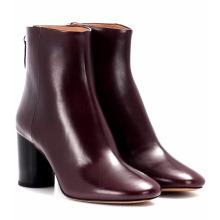 2018 новый дизайн моды высокий каблук дамы ботинки