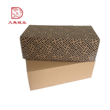 Different types custom printed recyclable luxury product packaging box