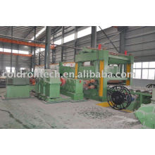 Steel Coil Leveling and Cutting Line Cut to Length Line