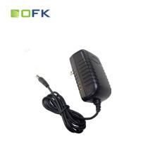Eu US UK plug Wall mount 12V 2A CCTV power adapter