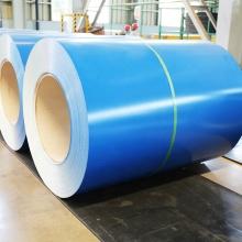 Новый продукт Металл с цветным покрытием Оцинкованный Стальной рулон с полимерным покрытием