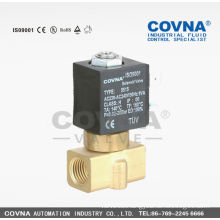 COVNA HKLT11 Series direct acting flowrate adjustable and watertank float brass valve
