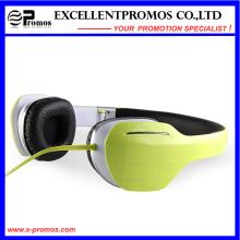Promoção elegante design personalizado feito auscultadores baratos (EP-H9093)