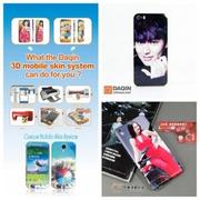 Mobile Phone Sticker Printer Cell Phone Skin Machine for Sale