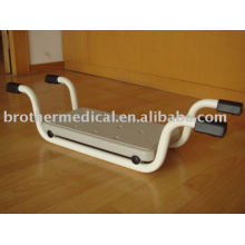 Aluminum Shower Bench for Bathtub