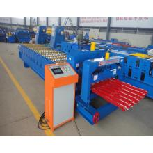 Unique Designed Glazed Steel Tile Roll Forming Machine