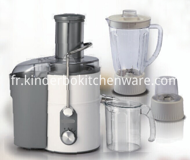 3 in 1 multifunctional juicer extractor for vegetable & fruit