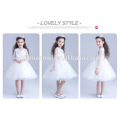 Hot selling new design baby girl princess dress dance wear white color lace ball gown tu tu dress for girl